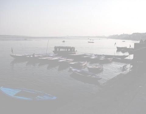 Varanasi -Ganges