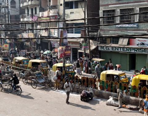 Varanasi- Old City