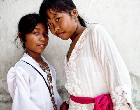Bangli Portraits